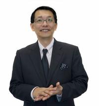 中谷 昌弘(トントン先生プロフィール写真